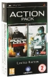 "Action Pack: Игра ""Tom Clancy's Splinter Cell: Essentials"" + игра ""Tom Clancy's Ghost Recon: Advanced Warfighter 2"" Системные требования: Платформа Sony PSP инфо 6997o."